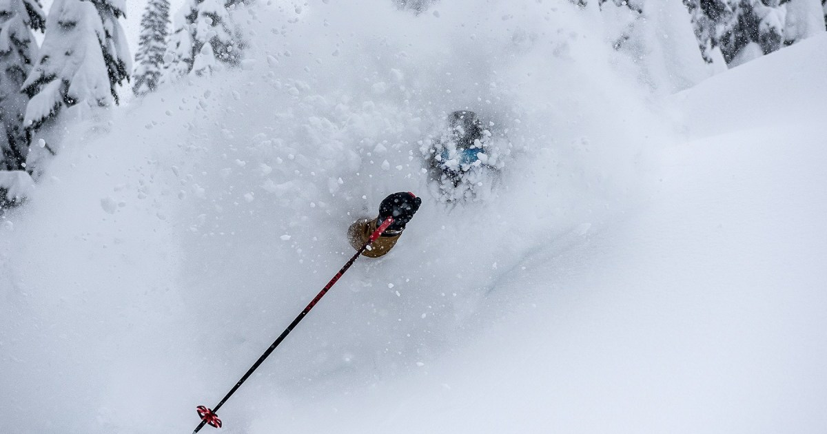 Storm Dispatch: 30 Inches of Fresh Snow Over 3 Days in Revelstoke, B.C.