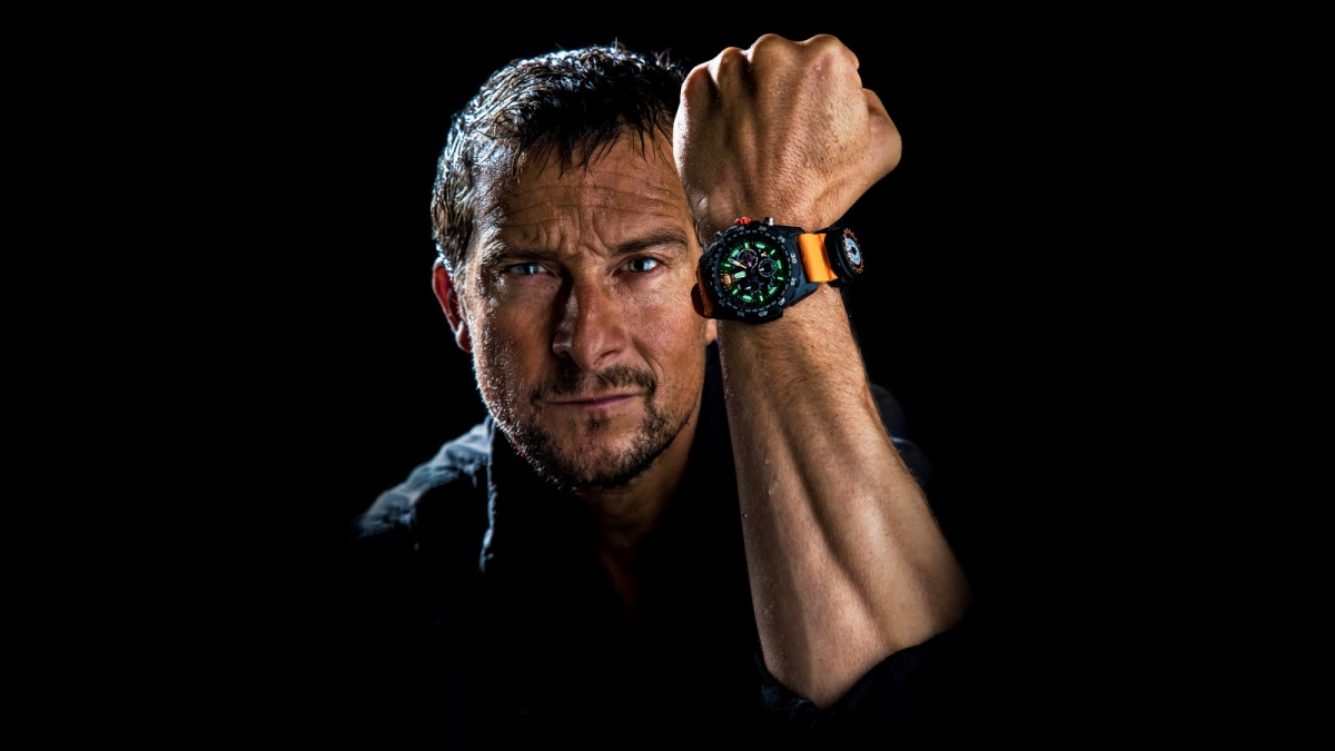 Watches of the Week: The Luminox x Bear Grylls Collection Is Built to Keep You Alive in the Wild