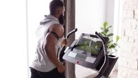 iFit ActivePulse treadmill by NordicTrack