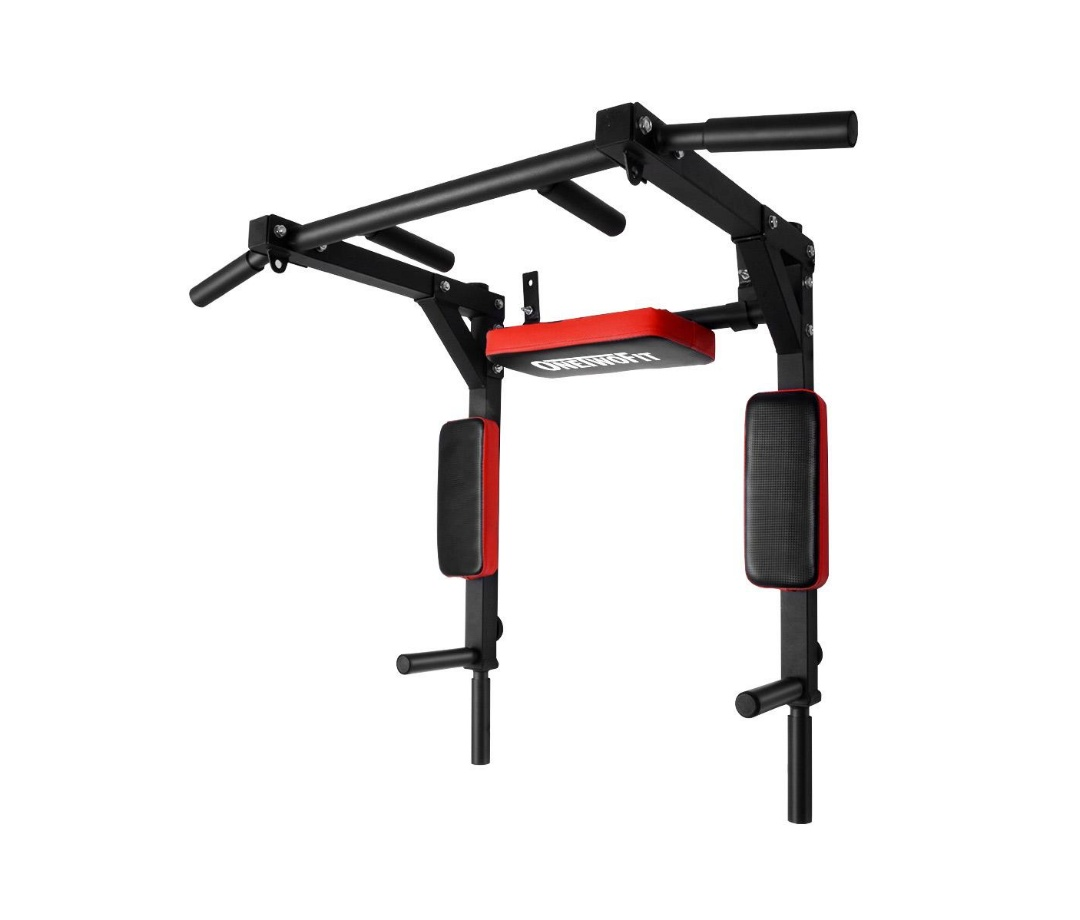 OneTwoFit Wall-Mounted Pullup Bar