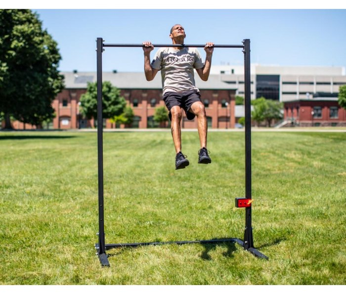Rogue MIL Pullup Station