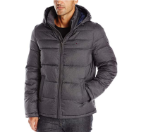 Tommy Hilfiger Classic Hooded Puffer Jacket