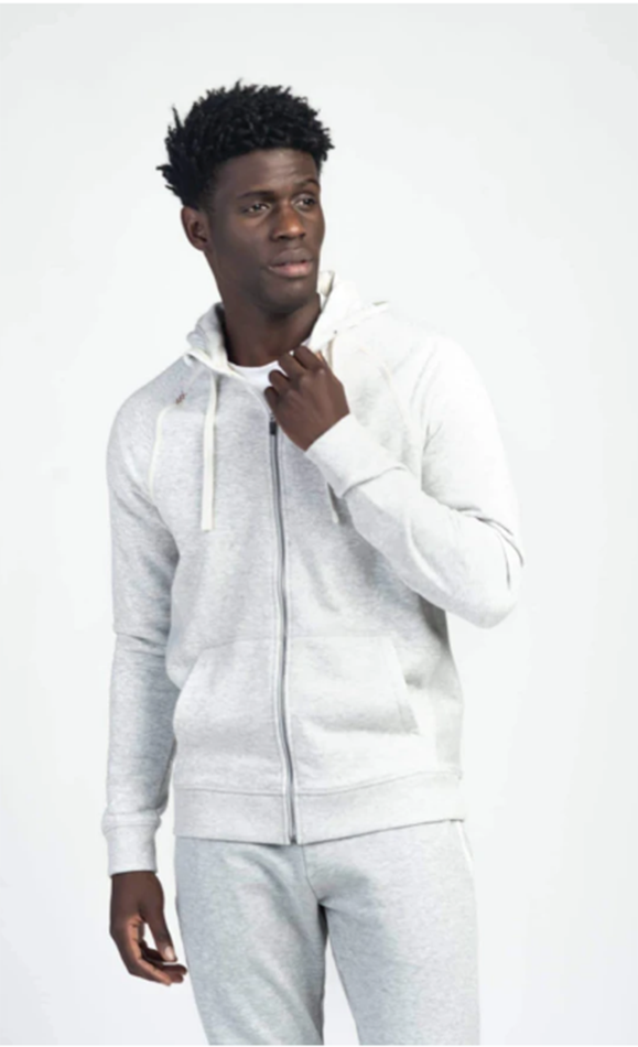 Heritage French Terry Full Zip