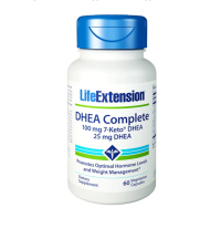 Life Extension DHEA Complete 100mg 7-KETO