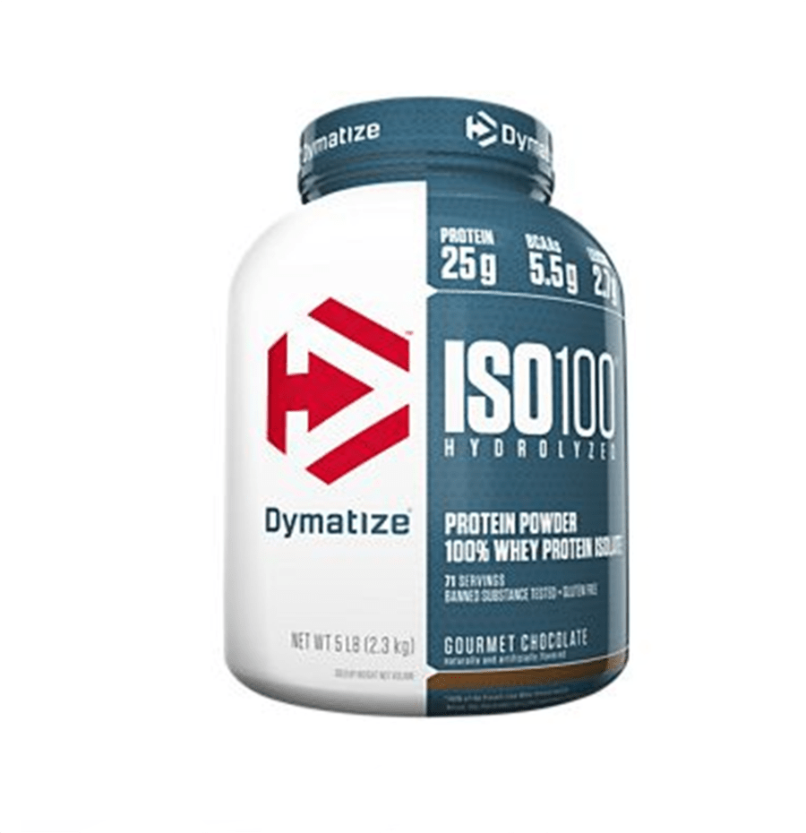 Dynamize Nutrition ISO100 Hydrolyzed 100% Whey Protein Isolate