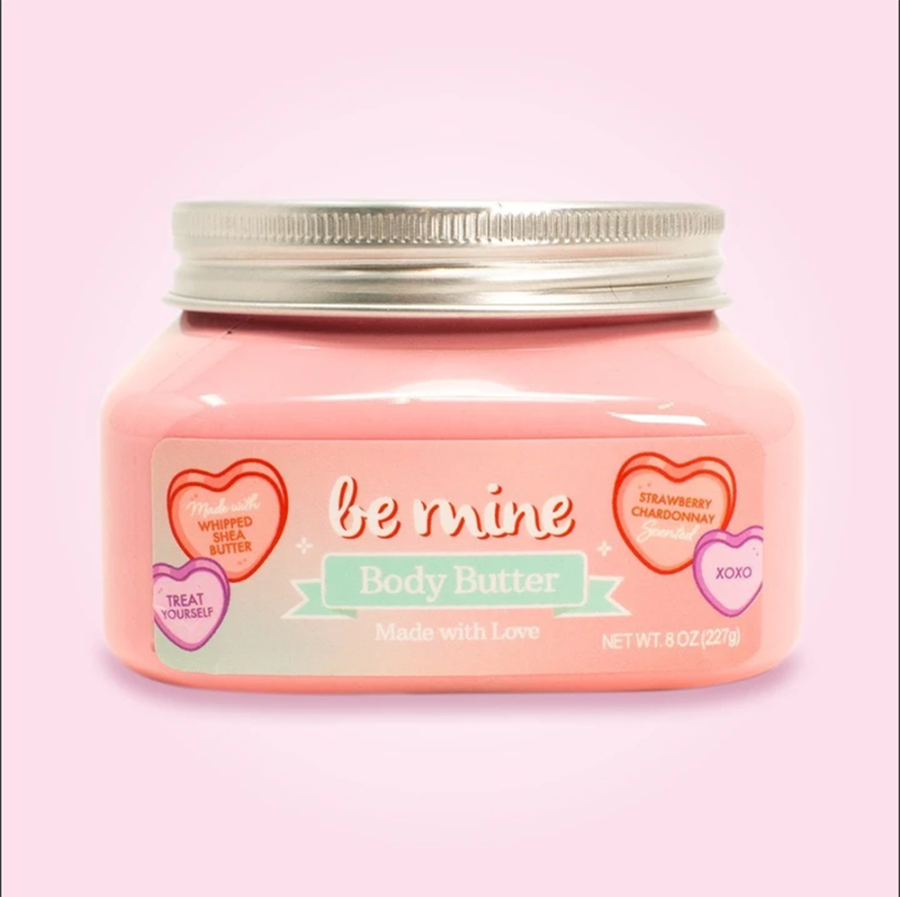 Be Mine Body Butter