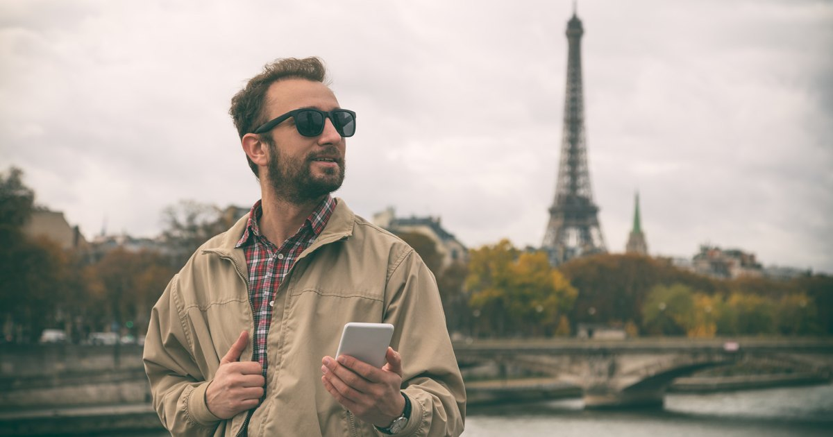 This eSIM App Is the Easiest, Most Affordable Way for Travelers to Stay Connected