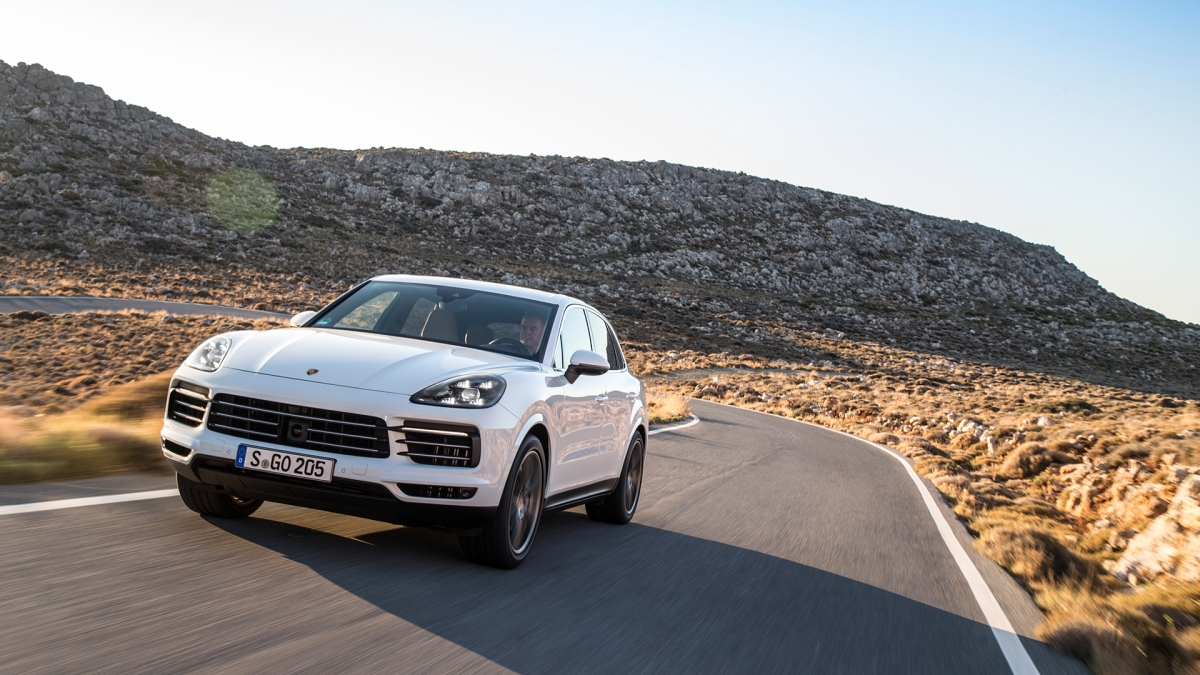 72 Hours With the Porsche Cayenne S