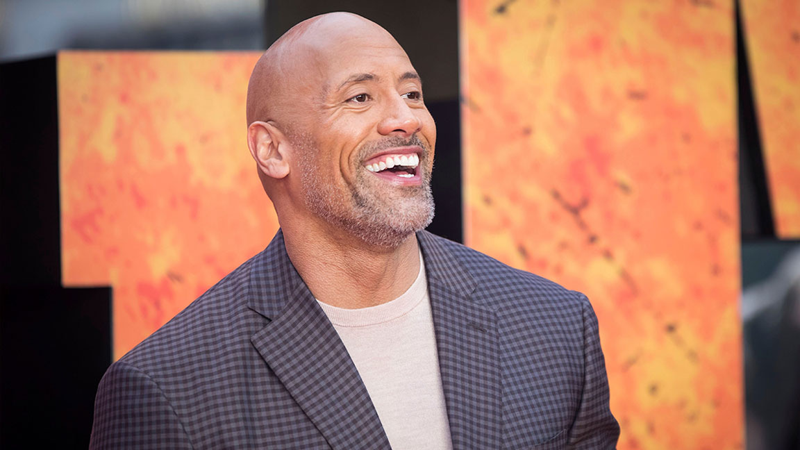 Dwayne 'The Rock' Johnson Gears Up for 'Black Adam' Filming With a Big Back Workout