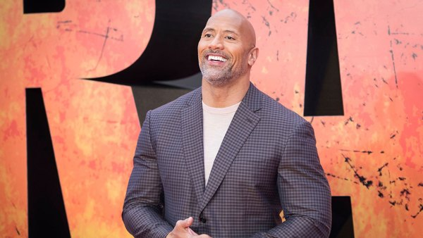 Britain Rampage Premiere, London, United Kingdom - 11 Apr 2018 Dwayne Johnson 11 Apr 2018