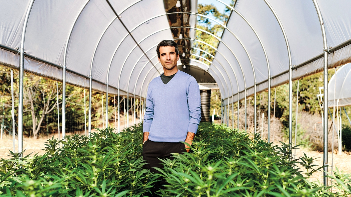 The Investment Banker Who Became the New King of Weed