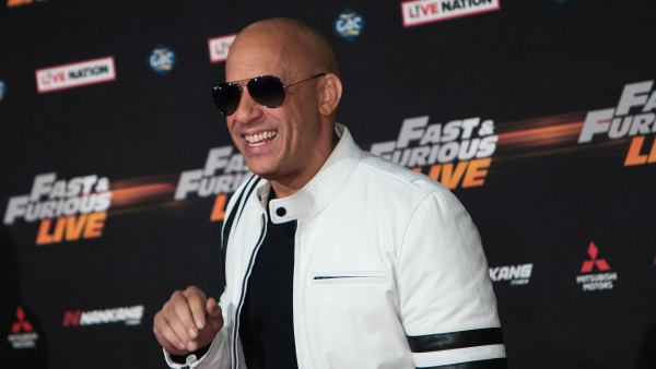 'Fast and Furious Live' at the O2 Arena, London, UK - 19 Jan 2018 Vin Diesel 19 Jan 2018