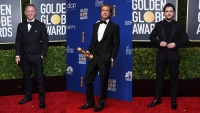 Golden Globes best-dressed men