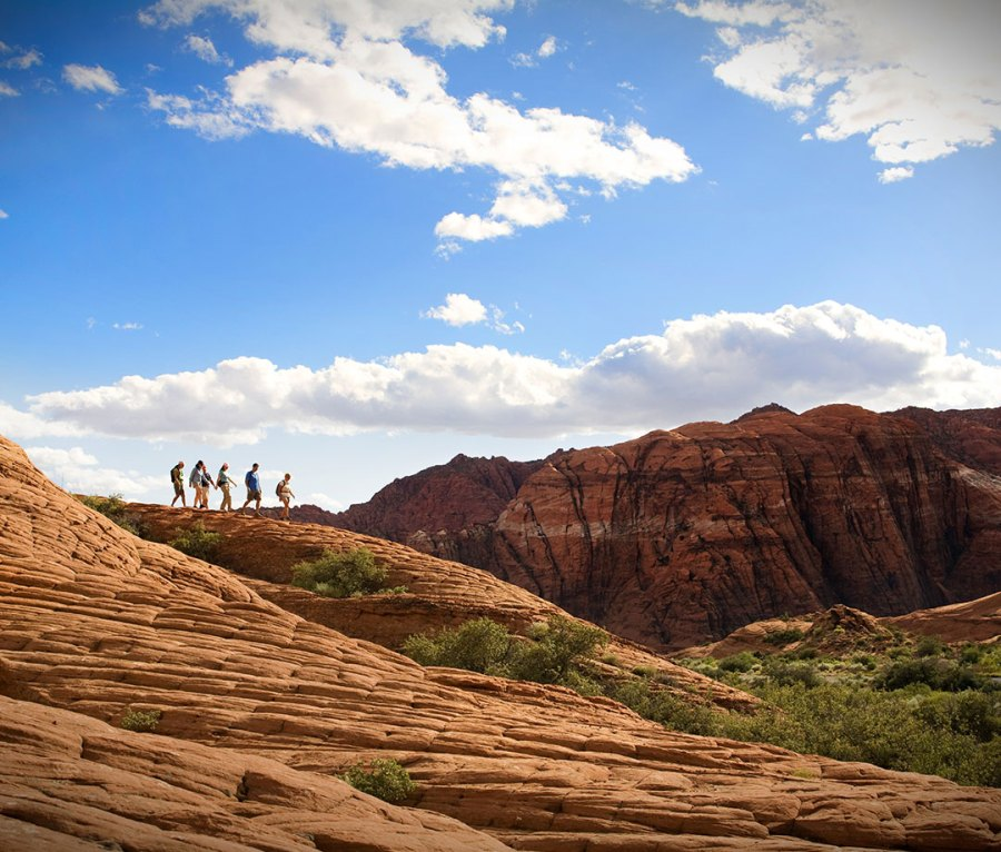 Red Mountain Resort in St. George, UT