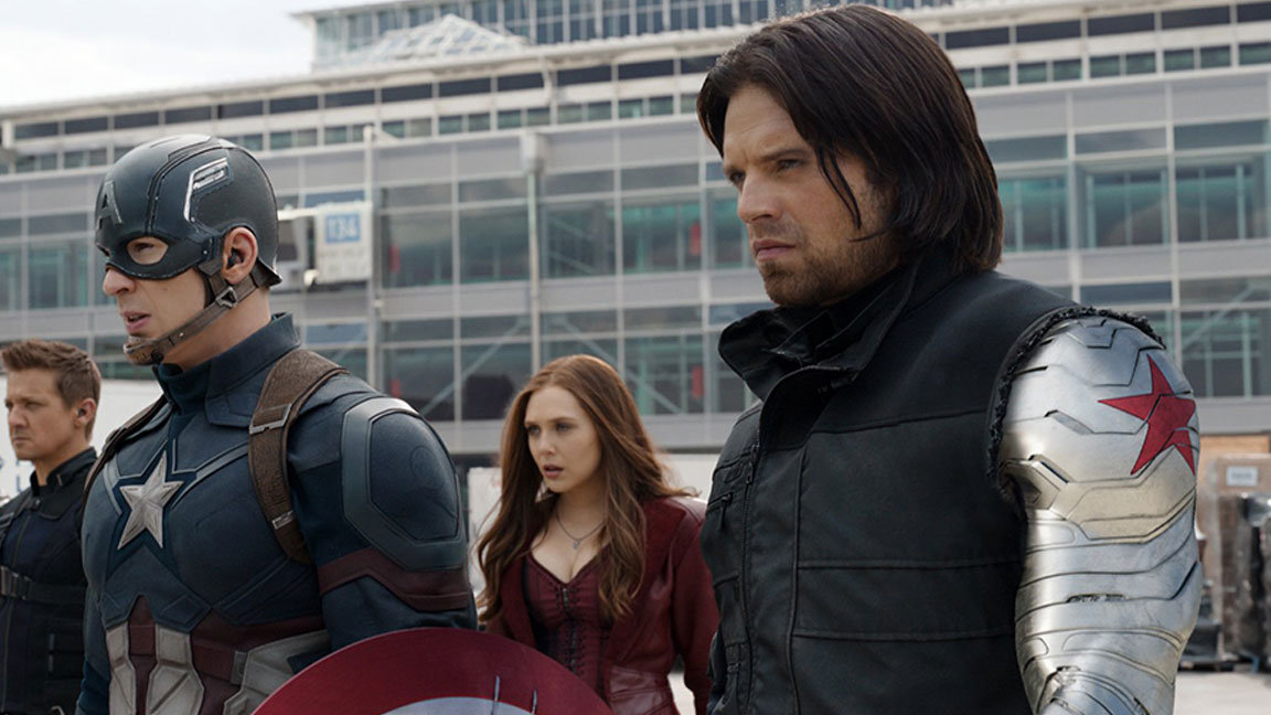 How Sebastian Stan Muscles Up and Trains to Play Marvel's Winter Soldier