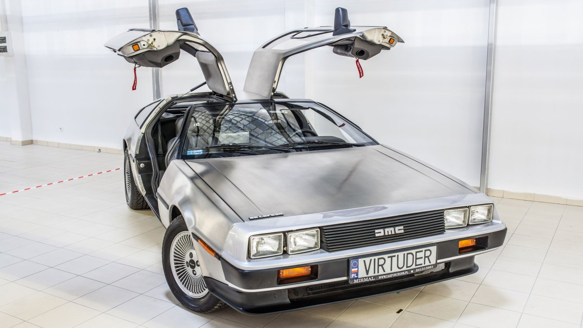 DeLorean Confirms Plans to Produce Limited Run of Brand New DMC-12s