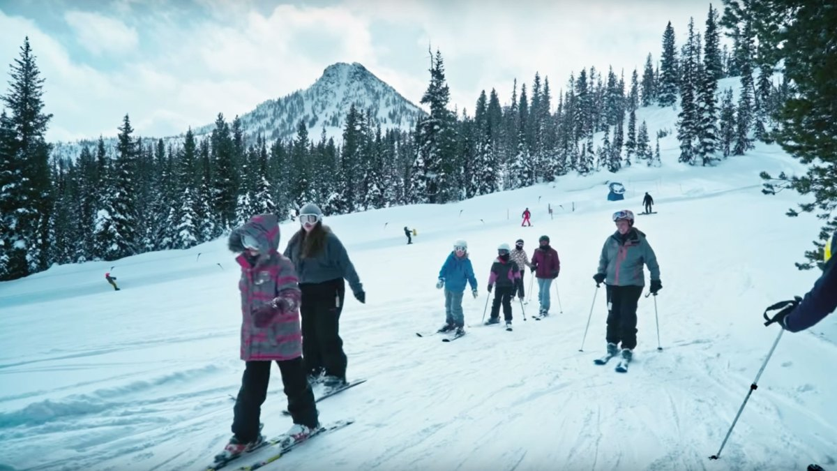 When Budgets Cut Back School Days, This Oregon Program Gets Student on the Slopes