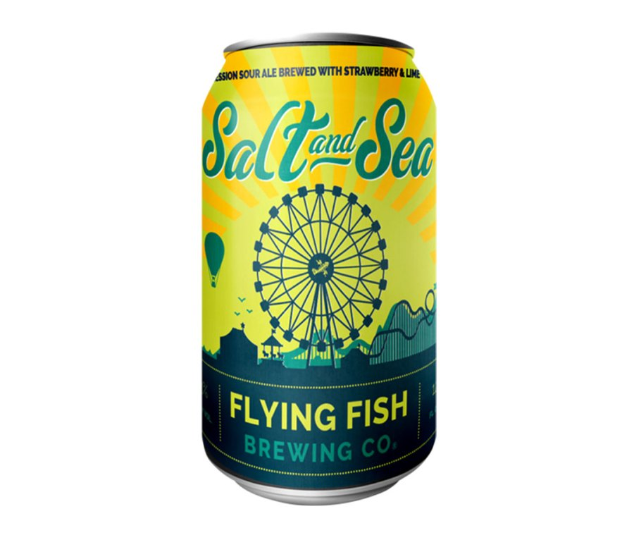 Salt and Sea | Flying Fish Brewing Company | Somerdale, NJ
