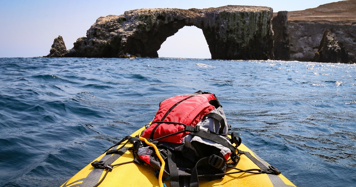 The Best National Parks for On-Water Adventures