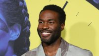"""LA Premiere of """"Watchmen"""", Los Angeles, USA - 14 Oct 2019 Yahya Abdul-Mateen II attends the """"Watchmen"""" premiere at the Cinerama Dome on in Los Angeles 14 Oct 2019"""