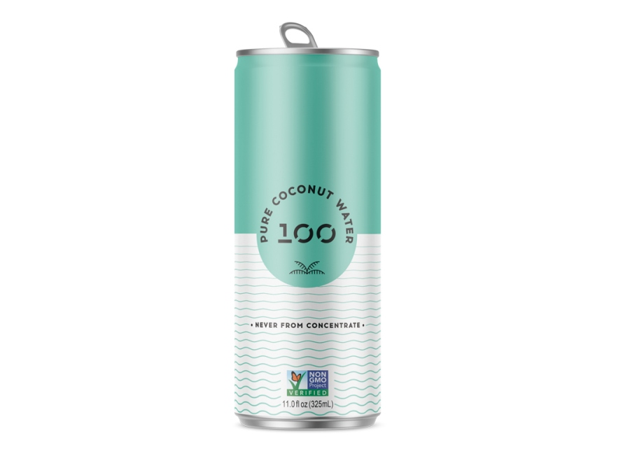 100 Pure Coconut Water