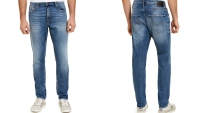 Guess Athletic Tapered Jeans