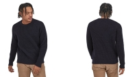 Patagonia Recycled Wool Waffle Knit Sweater