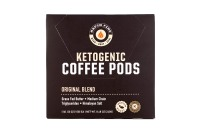 Rapid Fire Ketogenic High Performance Keto Coffee Pods