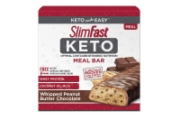 SlimFast Keto Meal Replacement Bar 5 Pack
