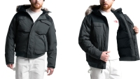 The North Face Gotham Hooded Down Jacket III