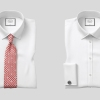 Classic Collar Non-Iron Royal Oxford Shirt