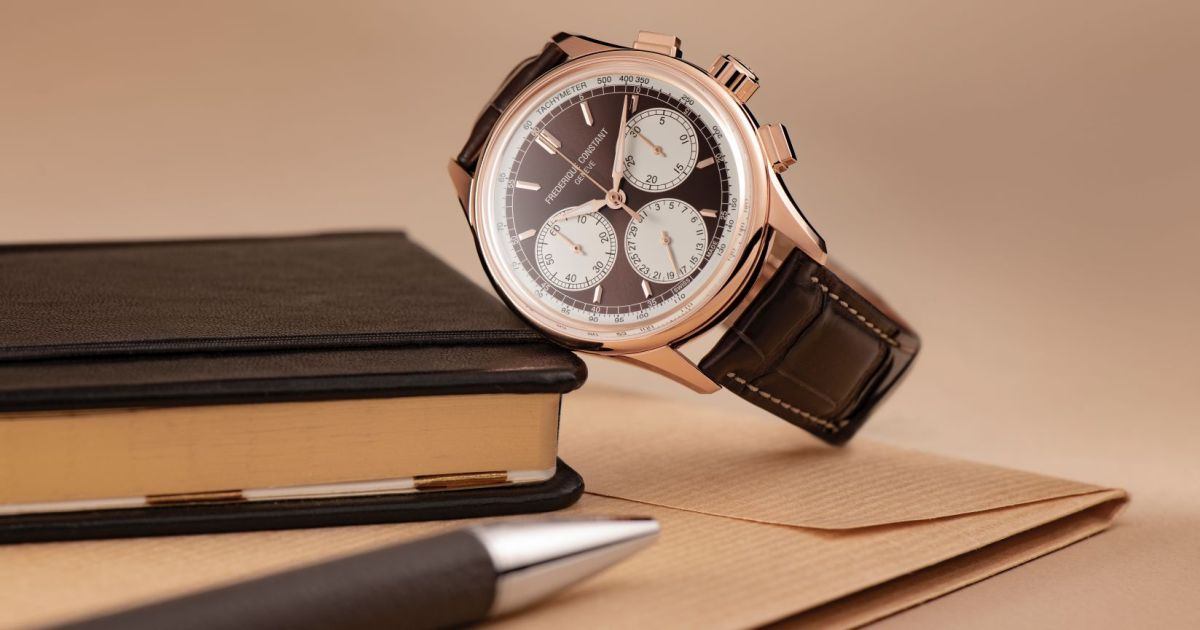 Watch of the Week: Frederique Constant Flyback Chronograph