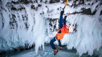 An Inside Look at 'Mission to Mars,' the World's Hardest Ice Climb