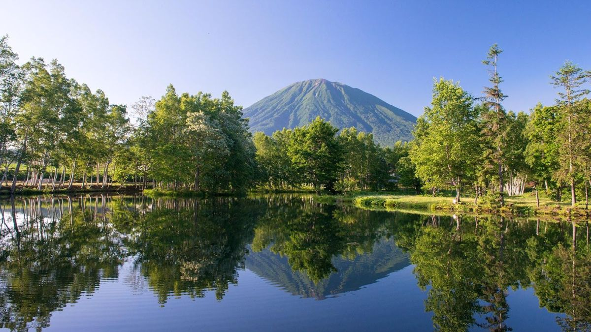 Here's Why You Should Visit Japan's Ski Paradise in the Summer