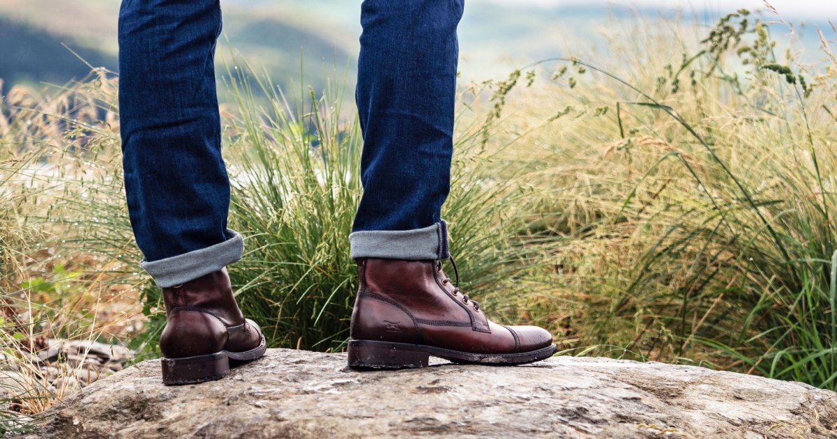 Rodd & Gunn's Silverstream Boot Blends Outdoor and Sophisticated Style