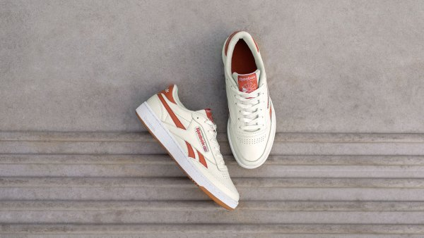 Reebok's International Sports Heritage Collection Club C