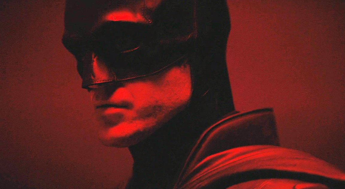 'The Batman': The First Look at Robert Pattinson's Batman Suit Is Here