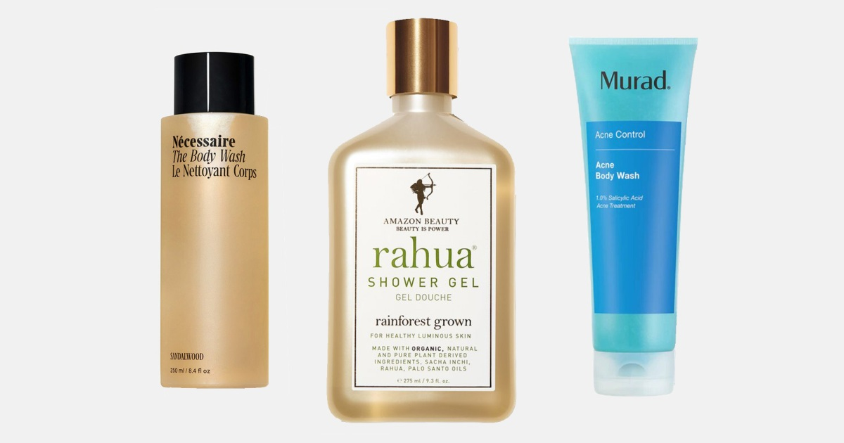 The Best Body Washes for Sensitive, Dry, and Normal Skin Types