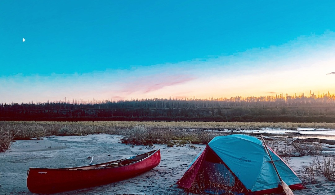 A Beginner's Guide to Pulling Off a Wilderness Paddling Expedition