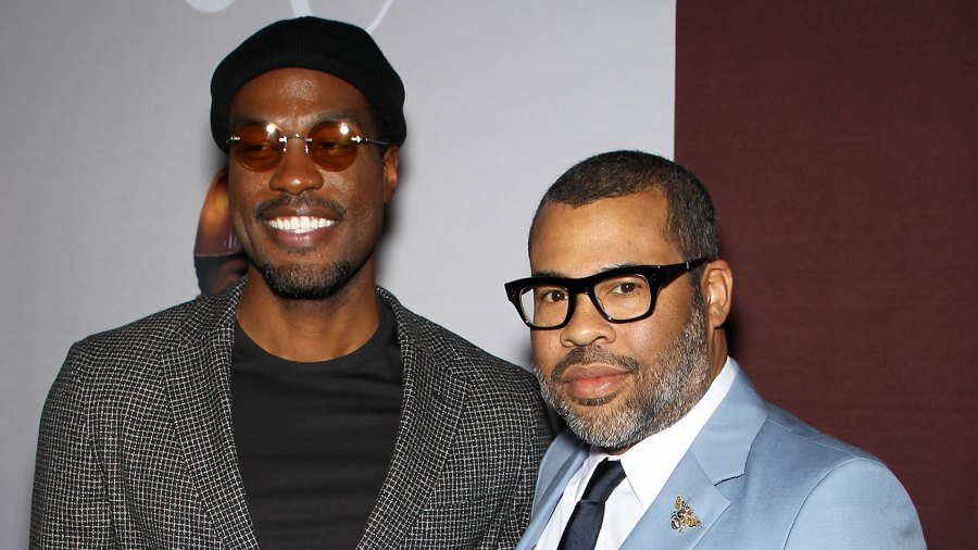 Universal Pictures Presents the New York Premiere of 'Us', New York, USA - 19 Mar 2019 Yahya Abdul-Mateen II, Jordan Peele (Director) 19 Mar 2019
