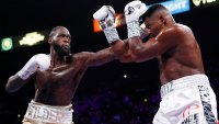Heavyweight Boxer Deontay Wilder's 4-Day Strength-and-Agility Workout Program