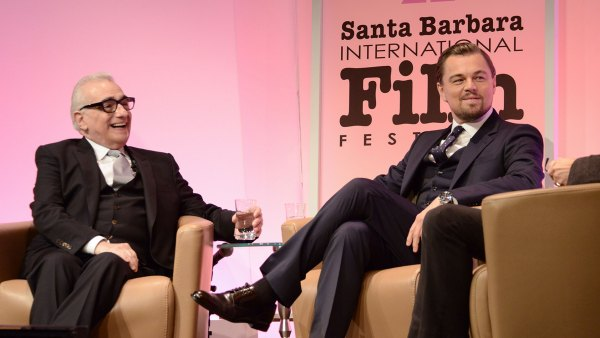 29th Santa Barbara International Film Festival honors Leonardo DiCaprio and Martin Scorsese, Los Angeles, America - 06 Feb 2014 Martin Scorsese, Leonardo DiCaprio 6 Feb 2014