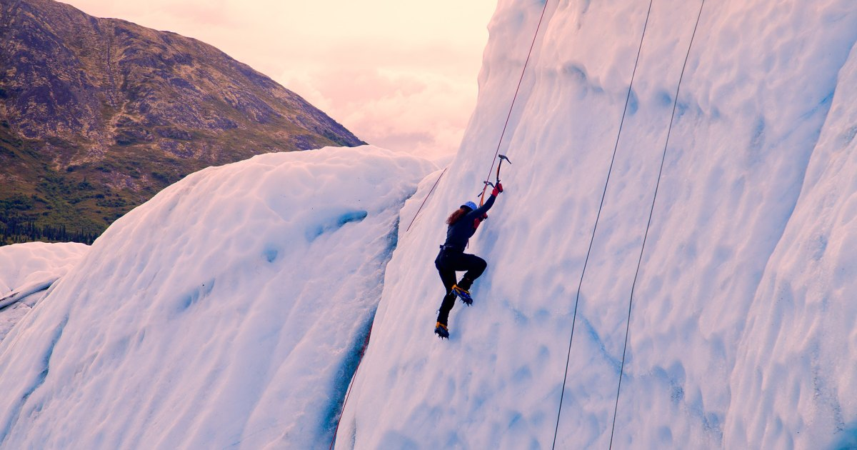 The Beginner's Guide to Ice Climbing: Tips, Gear, and Routes