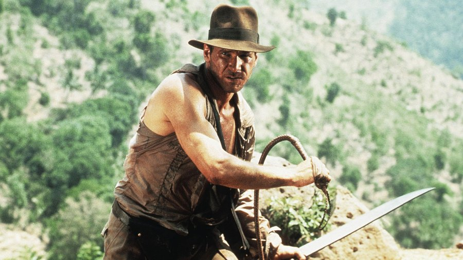 Indiana Jones and The Temple Of Doom - 1984 Harrison Ford 1984