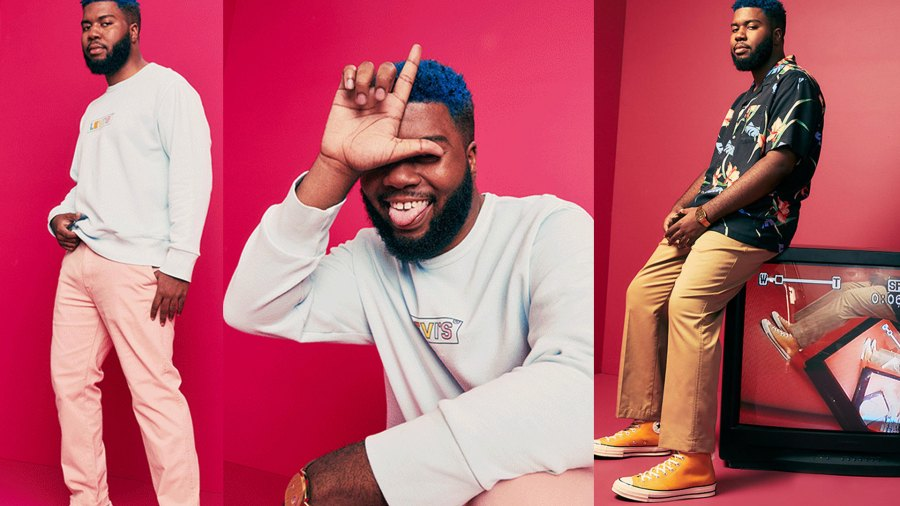 Khalid for Levi's XX Chino Collection