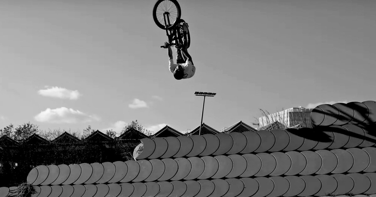 Owen Marks' Latest Bike Edit Showcases Timeless Style From the Next Generation