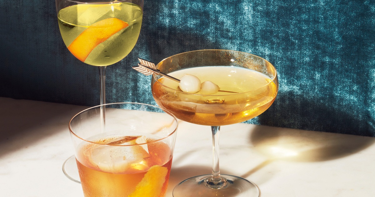Martini Recipes: How to Reimagine the 2-Ingredient Cocktail