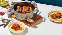 Citrus-Braised Short Ribs With Star Anise and Cocoa