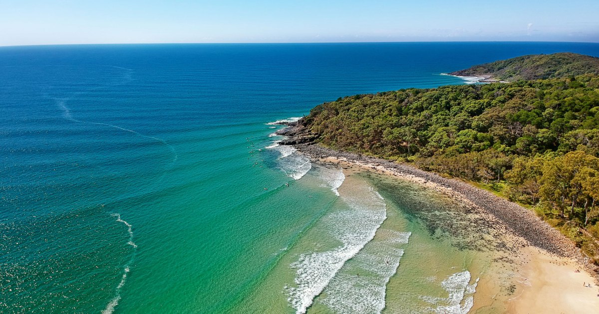 Australia's Noosa Heads Is Officially Named the 10th World Surfing Reserve