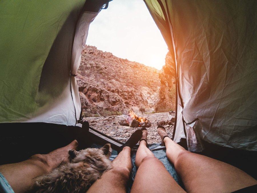 The Most Romantic Campsites for a Valentine's Day Camping Trip